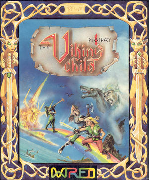Cover for Viking Child.