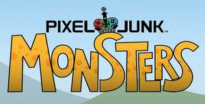 Cover for PixelJunk Monsters.