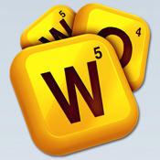 Cover for Words with Friends.