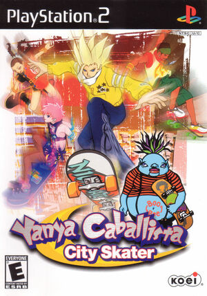 Cover for Yanya Caballista: City Skater.