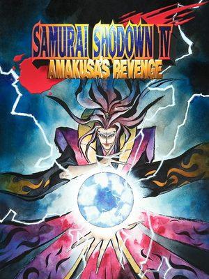 Cover for Samurai Shodown IV.