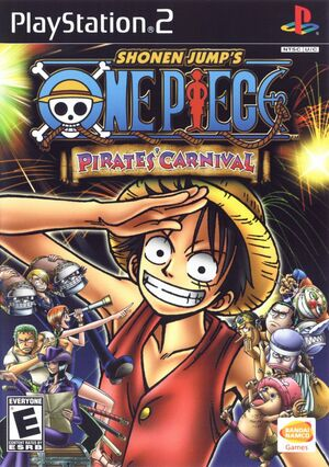 Cover for One Piece: Pirates' Carnival.
