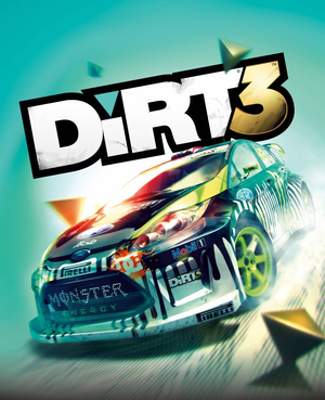 Cover for Dirt 3.