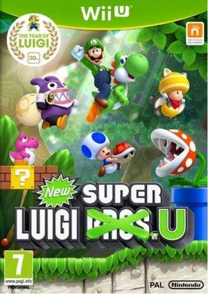 Cover for New Super Luigi U.