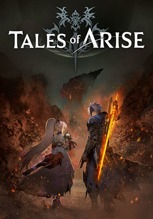 Cover for Tales of Arise.