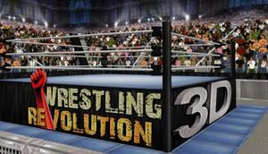 Cover for Wrestling Revolution 3D.