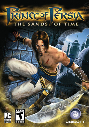Cover for Prince of Persia: The Sands of Time.