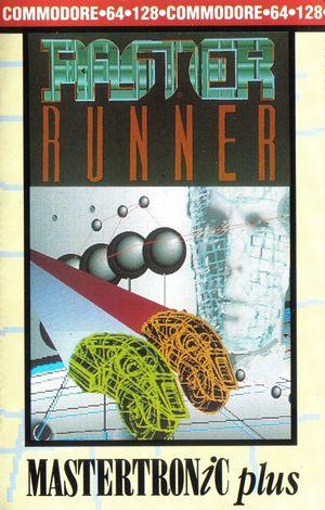 Cover for Raster Runner.