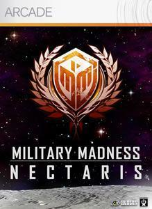 Cover for Military Madness: Nectaris.