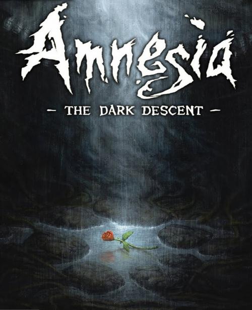 Cover for Amnesia: The Dark Descent.