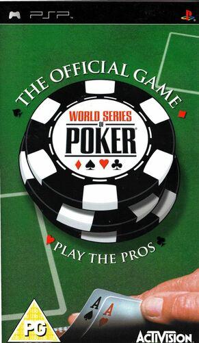 Cover for World Series of Poker.