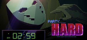Cover for Party Hard.
