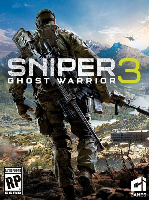 Cover for Sniper: Ghost Warrior 3.