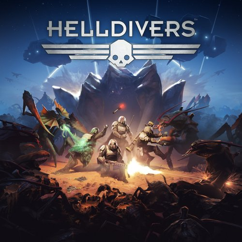 Cover for Helldivers.