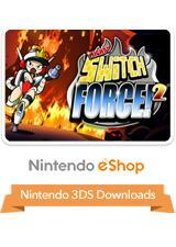 Cover for Mighty Switch Force! 2.