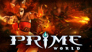 Cover for Prime World.