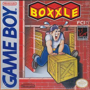 Cover for Boxxle.