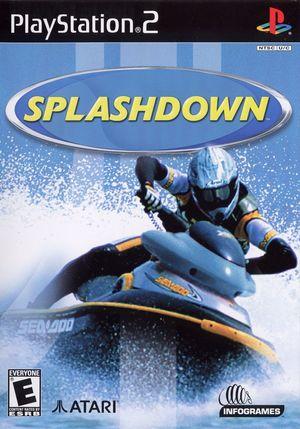 Cover for Splashdown.