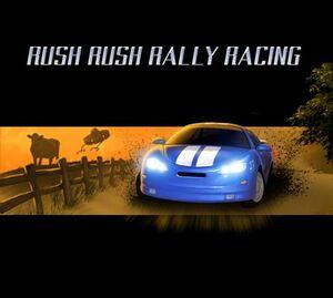 Cover for Rush Rush Rally Racing.