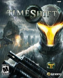 Cover for TimeShift.
