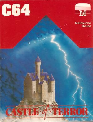 Cover for Castle of Terror.
