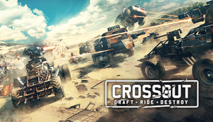 Cover for Crossout.