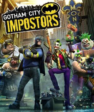 Cover for Gotham City Impostors.