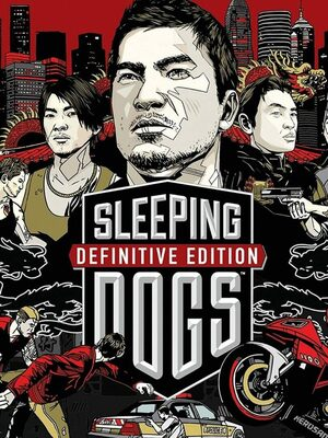 Cover for Sleeping Dogs: Definitive Edition.