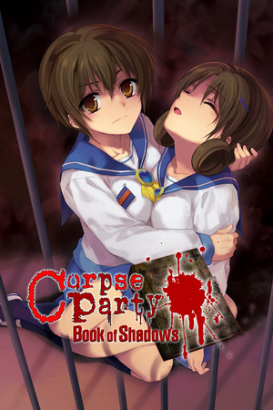 Cover for Corpse Party: Book of Shadows.