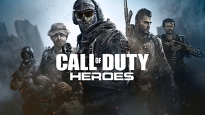 Cover for Call of Duty: Heroes.