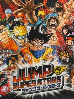 Cover for Jump Super Stars.