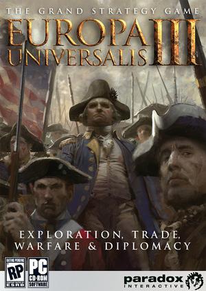 Cover for Europa Universalis III.