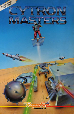 Cover for Cytron Masters.