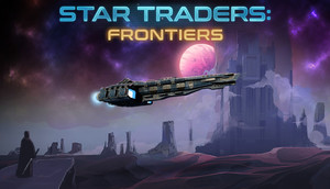 Cover for Star Traders: Frontiers.