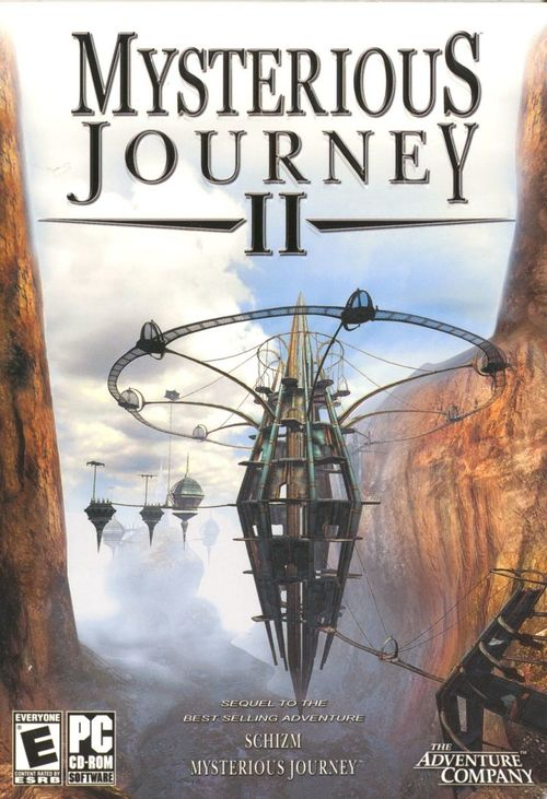Cover for Mysterious Journey II.