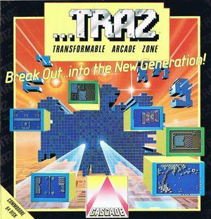 Cover for TRAZ.