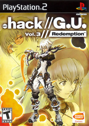 Cover for .hack//G.U. Vol. 3//Redemption.