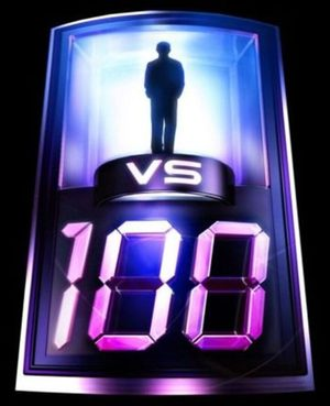 Cover for 1 vs. 100.