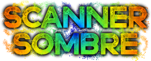 Cover for Scanner Sombre.