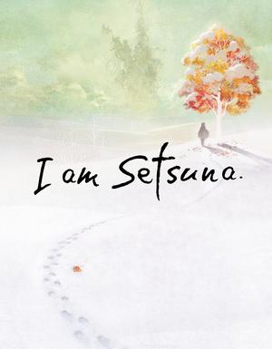 Cover for I Am Setsuna.