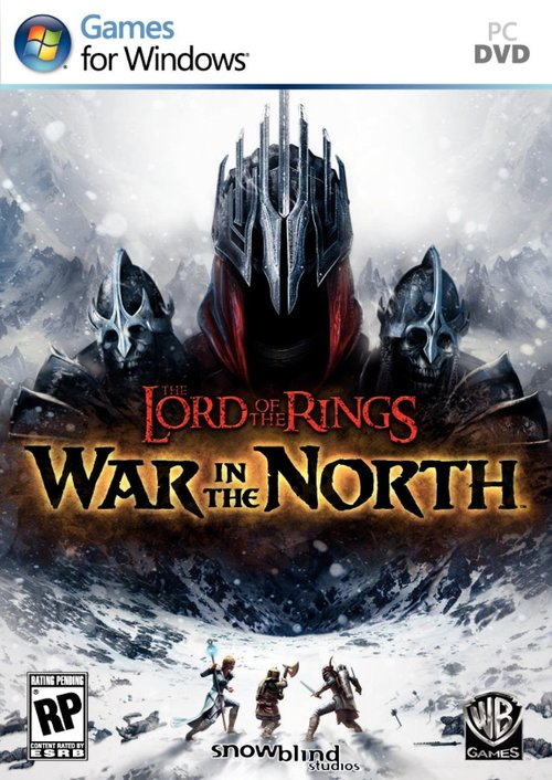 Cover for The Lord of the Rings: War in the North.