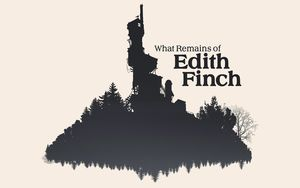 Cover for What Remains of Edith Finch.