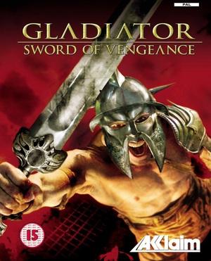 Cover for Gladiator: Sword of Vengeance.