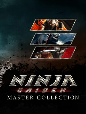 Cover for Ninja Gaiden: Master Collection.