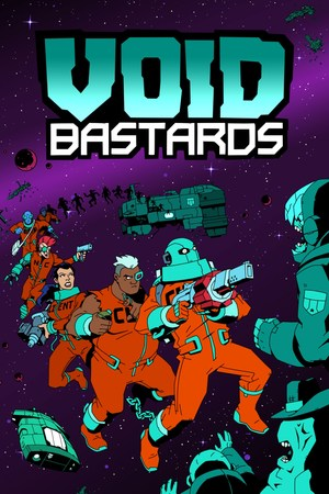 Cover for Void Bastards.