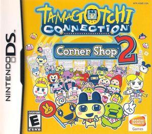 Cover for Tamagotchi Connection: Corner Shop 2.
