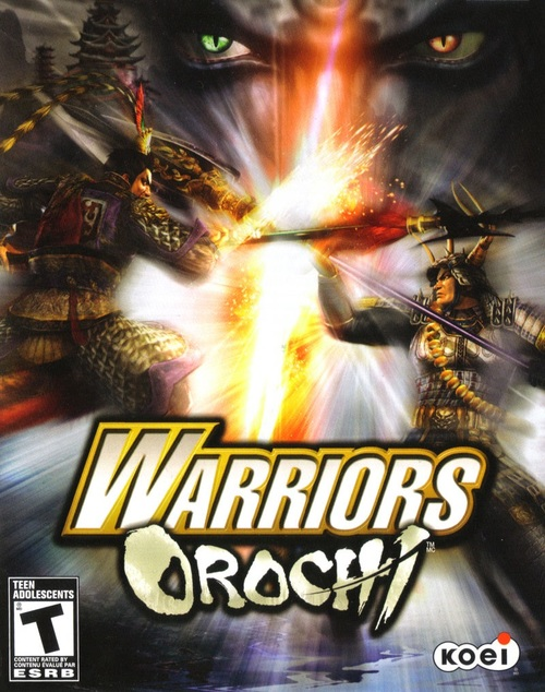 Cover for Warriors Orochi.