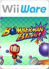 Cover for Bomberman Blast.