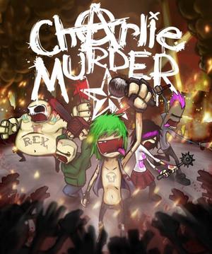 Cover for Charlie Murder.