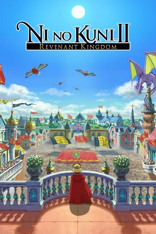 Cover for Ni no Kuni II: Revenant Kingdom.